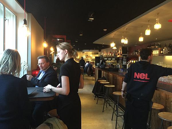 Brasserie NeL Amsterdam Amstelveld