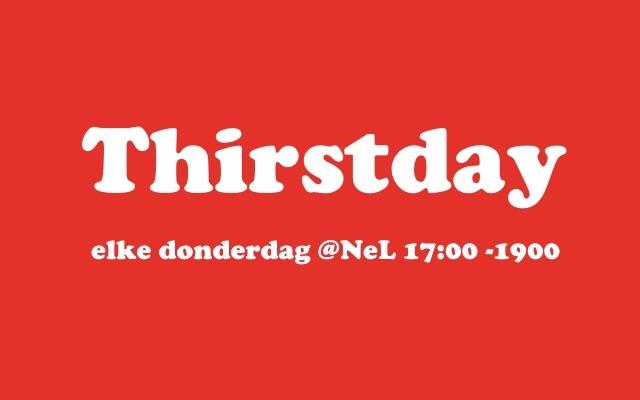 thirstday Brasserie NeL
