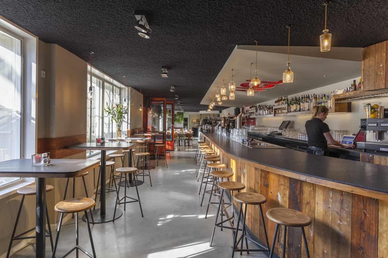 Brasserie NeL Bar