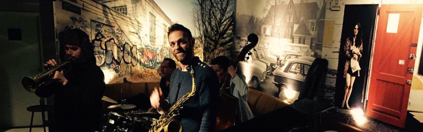 Brasserie NeL jazz session